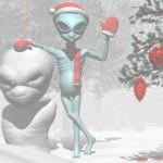 natale alieno