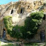 Alia_grotte della Gurfa
