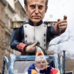Macron e la Libia