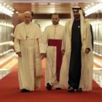 Papa ed Emirati Arabi Uniti