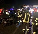 Incidente stradale Ferrara ottobre 2019