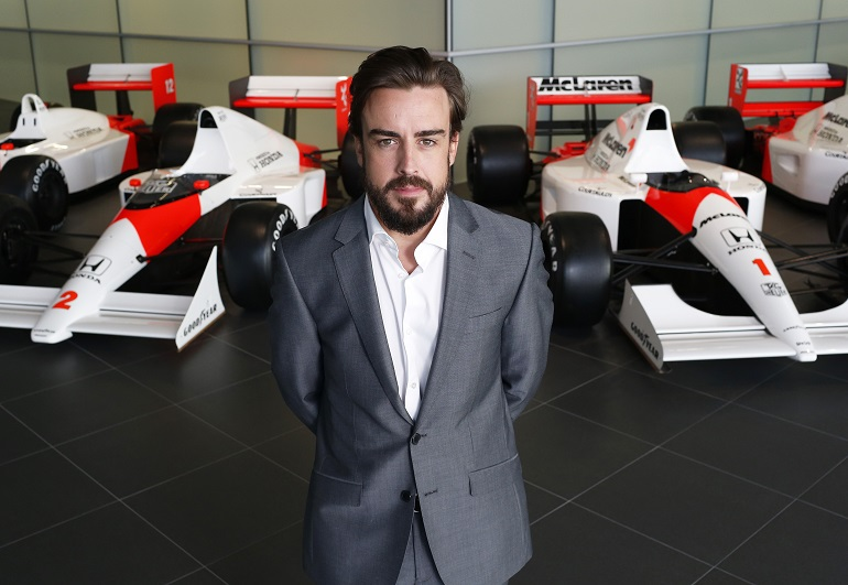 McLaren-Honda Announces New Driver Line-Up For 2015