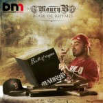 Maury B - Book of rhymes cover