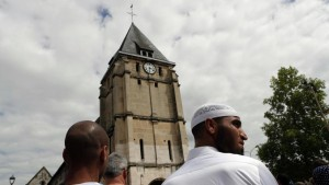 islam francia