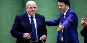 Regionali: Renzi giunto a Cosenza per chiusura campagna