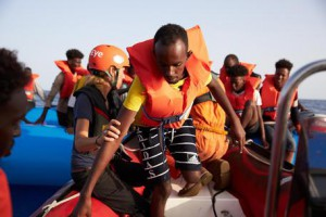 Sea-Eye rescues migrants off Libyan coast