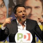 Matteo Renzi closing campaigning European elections