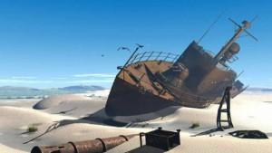 Le sabbie del Lago d'Aral sono un deposito di antrace