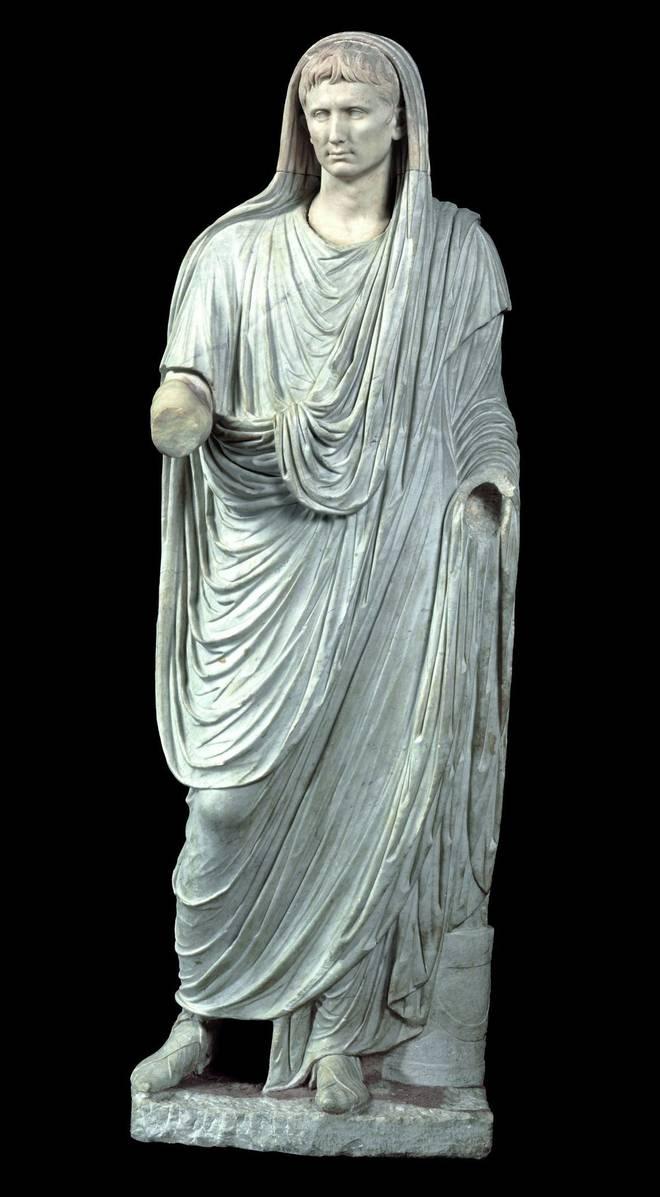 Lo stile di augusto grandissimo imperatore romano vera for Augusto roma