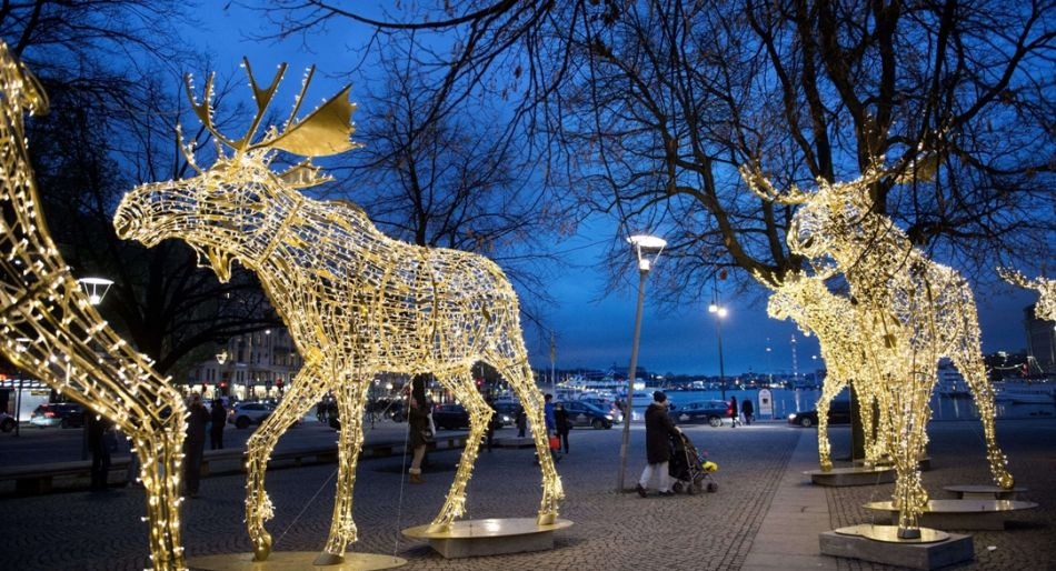 Natale di luci le citta a natale piu belle del mondo - Le piu belle decorazioni di natale ...