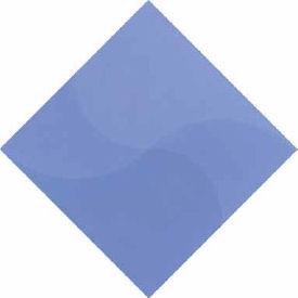 Cromoideazione curvilinea azzurro