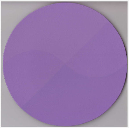 Immaginazione cromoideata violetta