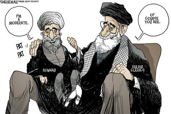rouhani-moderate-khamenei-iran-cartoon