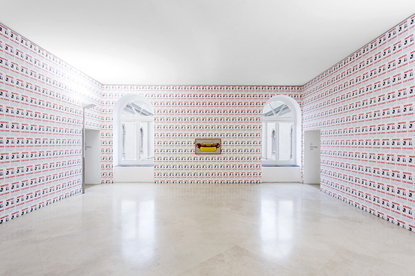 Sturtevant-Sturtevant-–-veduta-della-mostra-presso-il-Museo-Madre-Napoli-2015-photo-Amedeo-Benestante