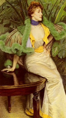 James Tissot - The Princesse De Broglie