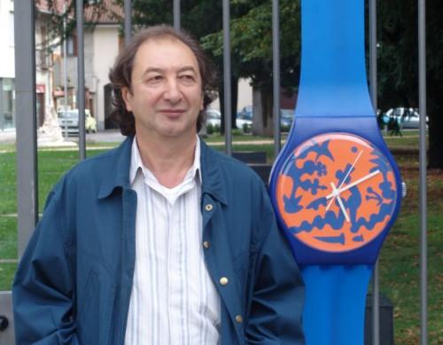 Artist Tony Tedesco
