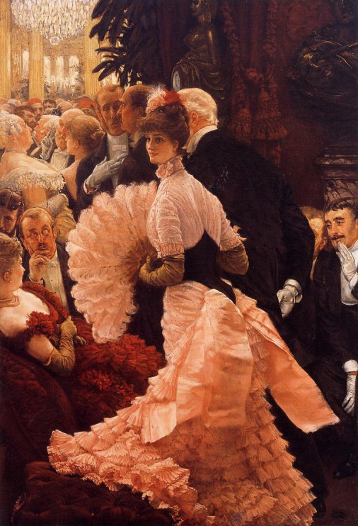 the-reception-james-tissot-18851