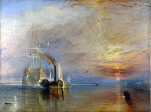 220px-Turner,_J._M._W._-_The_Fighting_Téméraire_tugged_to_her_last_Berth_to_be_broken