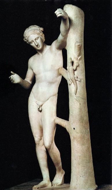 statua-dell_c2abapollo-sauroctonoc2bb-marmo-bianco-copia-romana-del-i-secolo-d-c-da-un-originale-bronzeo-del-350-a-c-ca-di-prassitele-musc3a9e-du-louvre