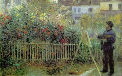 Auguste-Renoir-Monet-Painting-in-His-Garden-at-Argenteuil-1873-620x388-590x369