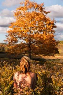 Ryan McGinley_Big Leaf Maple, 2015