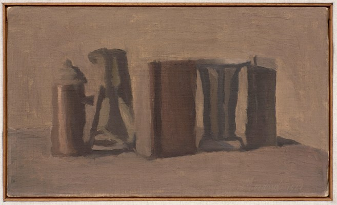natura morta 1941 olio