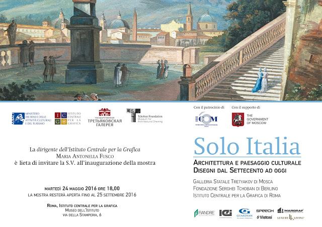 Invito Solo Italia Definitivo