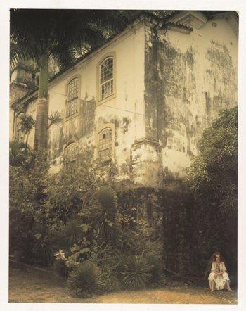 Giovanni Gastel - Untitled (Donna, Brasil), 1989