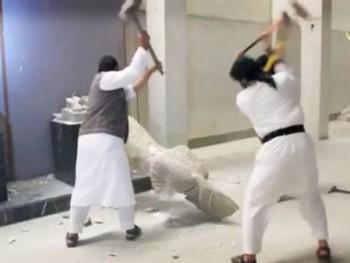 Nimrud -destruction