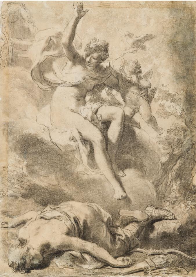 03_-Gaetano-Gandolfi-Venere-e-Adone-morto