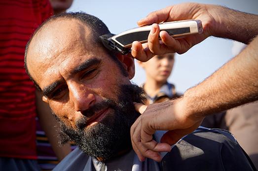 taglio barba 2