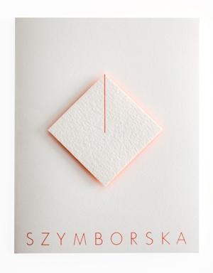8. Szymborska, Dodici poesie copertina