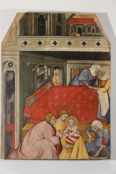 FIG 2 Natività della Vergine