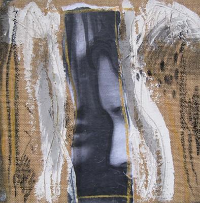 Marisa_Settembrini-Sguardi_4-Tecnica_mista_su_tela-cm.30x30-2007