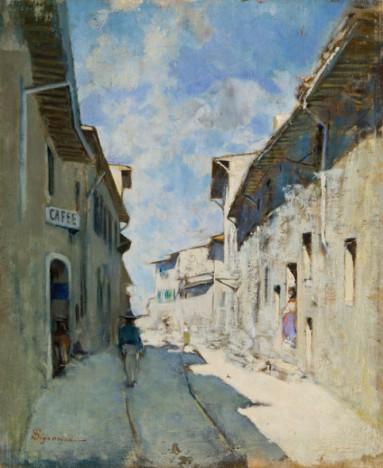 Telemaco-Signorini-Stradina-a-Settignano-483x590