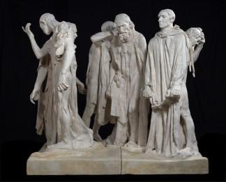 Auguste-Rodin-Les-Bourgeois-de-Calais-épreuve-moderne-1889-2005.-©-Musée-Rodin.-Photo-Christian-Baraja