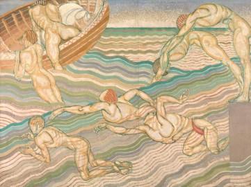 Duncan-Grant-Bathing-1911.-Olio-su-tela-2286-x-3061-cm.-©-e-courtesy-Tate-561x420