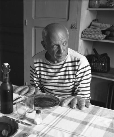 Los panecillos de Picasso, 1952