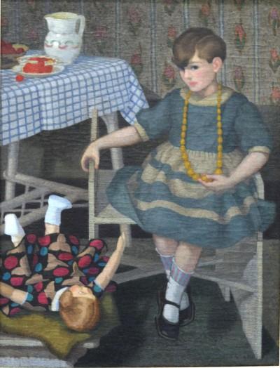 Felice-Casorati-Bambina-con-bambola-1929-olio-su-tela-111x85-cm-800x1047