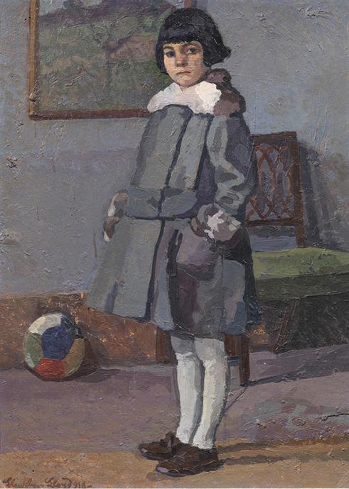 Lloyd-Llewelyn-La-figlia-Gwendolen
