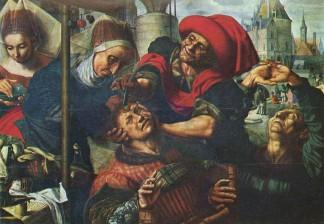 Jan-Sanders-Van-Hemessen-Il-chirurgo-1550-circa-Madrid-Museo-del-Prado
