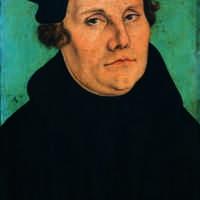 Lucas-Cranach-il-Vecchio-bottega.-Ritratto-di-Martin-Lutero-1529-Firenze-Gallerie-degli-Uffizi-Galleria-delle-Statue-e-delle-Pitture_civita_exhibitions_gallery