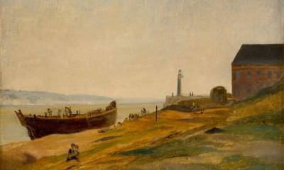 COROT-Honfleur-bateau-en-construction-1822-1823-1000x600