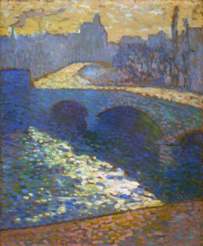PINCHON-La-Seine-à-Rouen-au-crépuscule-1905-496x600