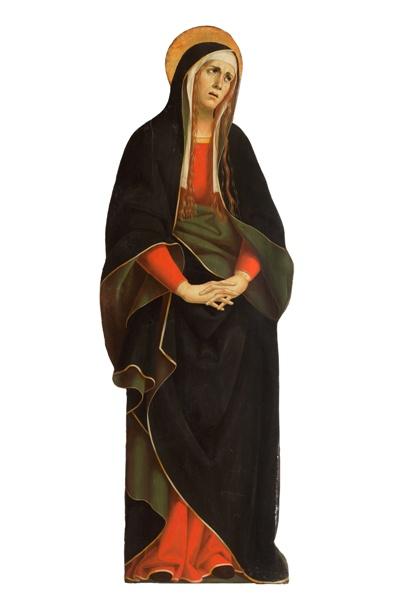 Cola dell'Amatrice, Madonna Addolorata
