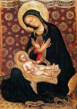 Gentile da Fabriano. 1420-23. tempera su tavola