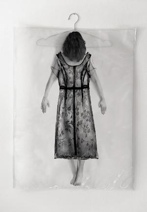 Silvia Gaffurini_Plastic bag#6_2017_cm 100 x 70