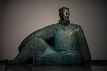 17.Melody, 2010-2011, bronzo cm 105x110x90 ph. Michele Stanzione