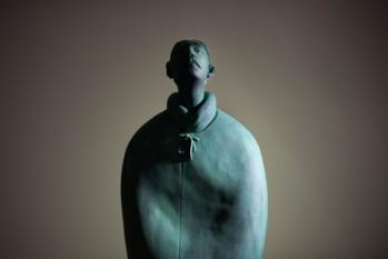 23.Melody, 2009-2011, bronze, h 195 ph. Michele Stanzione