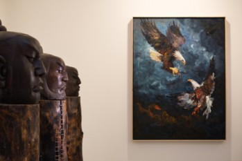 24.Legacy, 2008- 2009, bronzo cm 62x53x4 ph. Michele Stanzione